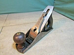 Stanley Bailey No.3 smoothing plane.  Made in USA