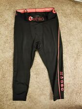 Ethika Men's M Compression 3/4 Tights Subzero Infrared Performance Underwear