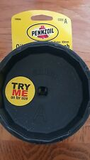 Pennzoil Oil Filter Cap Wrench -  93mm 15 Flutes Code A for Car-Truck