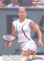 2003 Netpro #91 Anna Kournikova SHORTPRINT ROOKIE MINT!