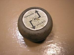 Wheel Horse Tractor 14HP Automatic Direction Control Knob