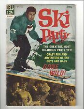 Dell Movie Classic Ski Party 3.0 (O/W) GD/VG Movie Tie-In Frankie Avalon 1965