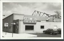 Fritz Dietl Ice Skating Rink Westwood New Jersey Postcard