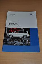 Selbststudienprogramm SSP 493 VW Der Sharan 2011 Elektrik Elektronik Volkswagen
