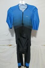 Louis garneau Aero Suit Men's Medium Blue Retail $299.99