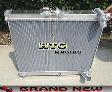 3 Core Aluminum Radiator for Mazda RX7 RX-7 FC3S series 4 S4 1986 87 88 Manual