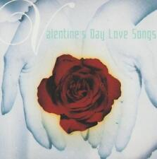 Valentine's Day Love Songs PROMO w/ Artwork MUSIC AUDIO CD Mariah Babyface 12trk