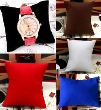 FD4216 Retail 5 Colors Watch Bracelet Jewelry Display Pillow Cushions Holder