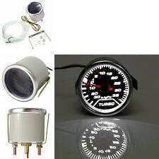 KFZ Auto Ladedruck Anzeige Smoke Turbo Boost Instrumente LED Psi Lichtleiste WYS
