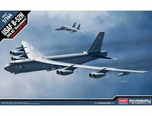 """Academy 1/144 Boeing B-52H USAF 20th BS """"Buccanners"""" # 12622"""