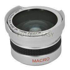 37mm 0.42X Fisheye Wide Angle Lens for Canon Nikon Sony