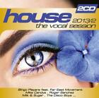 Various - House: the Vocal Session 2013-2 - CD //2