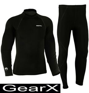Unisex Compression Motorcycle Base Layer All Sports All Climate Trousers Shirts
