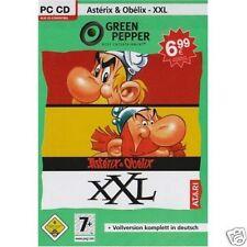 Asterix und Obelix XXL - Für PC CD-ROM - Green Pepper - NEU & OVP