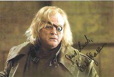 Brendon Gleeson ++ Autogramm ++ Harry Potter ++ Autograph
