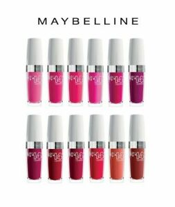 MAYBELLINE Superstay 14H Lipstick 3.5g - CHOOSE SHADE - NEW