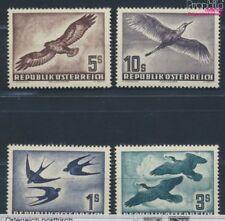 Österreich 984-987 postfrisch 1953 Flugpost (8618452