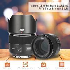 85mm F1.8 Autofokus Objektiv Mittlere Teleaufnahme Set Für Canon EF DSLR-Kameras