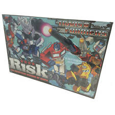 Risk Transformers, Decepticon Invasion of Earth Edition by Hasbro
