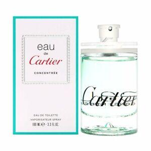 Cartier Eau de Cartier Concentrée Eau de Toilette Unisex - 100 ml