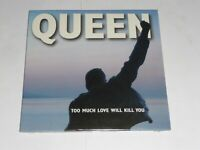 Queen - Too much love will kill you USA CD Single SEALED