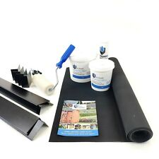 Rubber Roof Kit For Garden Rooms & Outbuildings, EPDM Membrane Trims & Adhesives