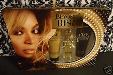 (1) Beyonce Rise Gift Set - Eau de Parfum, Shower Gel, Body Lotion