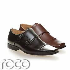 Boys Monk Shoes, Boys Black Shoes, Boys Brown Shoes, Boys Dress Shoe, Prom Shoes