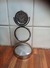 LONDON Clock Company Double Spinning Award Clock