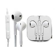 Ready Stock IPHONE 5 6 7 8 X Earphone Earpod Apple Earphones Earpods