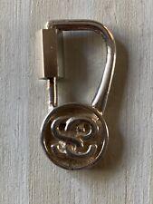 More details for stussy silver keyring