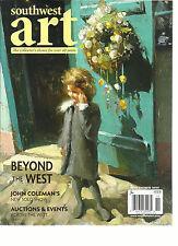 SOUTHWEST ART MAGAZINE,     BEYOND THE WEST      NOVEMBER, 2013   VOL. 46  NO.6