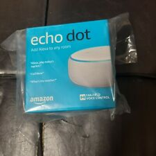 Amazon Echo Dot (3rd Generation) Smart Speaker - Sandstone - New and Unopened