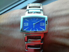 Lorus Seiko Vintage Collection Bleu Y120-X019 Montre NOS Rare Horloge Japan