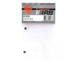 RB Products Carburetor Low Speed Needle O-Rings 01270 1271 1287 .21 .28 Nitro