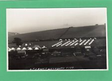 More details for o t c  military camp weymouth 1933 rp pc  unused   ab647