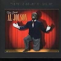 Al Jolson - The Great Al Jolson (NEW 2 x CD)