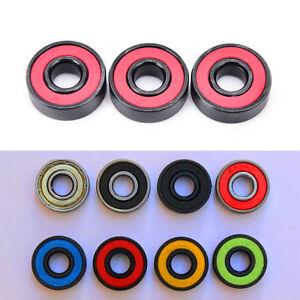 608ZZ cerámica bola en línea teniendo para dedo Spinner/Skate rueda de rod*ws