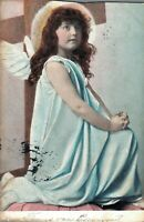 Angel - Vintage Postcard 03.45