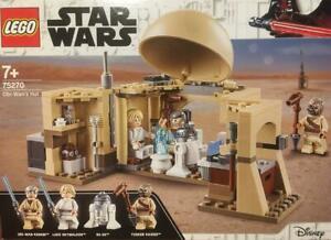 c LEGO 75270 - STAR WARS - Obi-Wan's Hut  (nuovo, mai aperto)