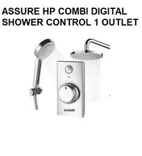 ASSURE HP COMBI DIGITAL 1 OUTLET CONCEALED SHOWER CONTROL NEW FROM BATHSTORE