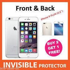 """Iphone 6 Plus (5,5"""") Invisible Protector De Pantalla Protector Delantero Y Trasero Full Body"""