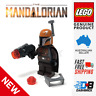 Genuine LEGO® Minifigure - STAR WARS MANDALORIAN Tribe Warrior | Brown/Orange