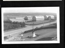 pk34904:Real Photo Postcard-Ferme Modele,Ste Anne de la Pocatiere,Quebec
