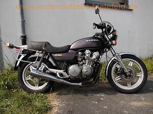 Ersatzteile parts Honda CB750KZ RC01 1x original Kennzeichenträger mit Reflektor
