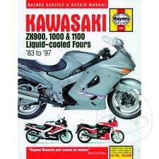Kawasaki GPZ 1000 RX Ninja 1987 Haynes Service Repair Manual 1681