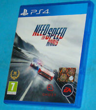 Need for Speed Rivals - Sony Playstation 4 PS4 - PAL