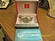 Bulova Accutron Spaceview Asymmetroical  214 Watch