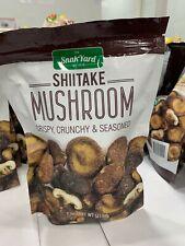 The Snak yard Shiitake Mushroom Crisps 7.5 oz