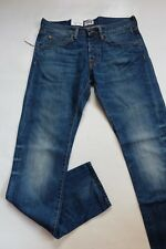 VAQUEROS EDWIN HOMBRE ED 55 RELAXED TAPERED compact azul medio W31 L34